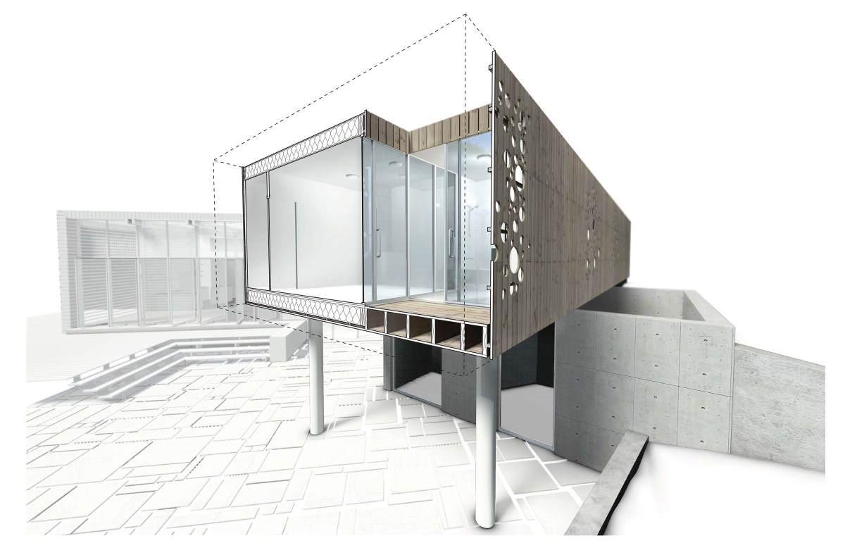 Архитектурная 3D визуализация в Крыму