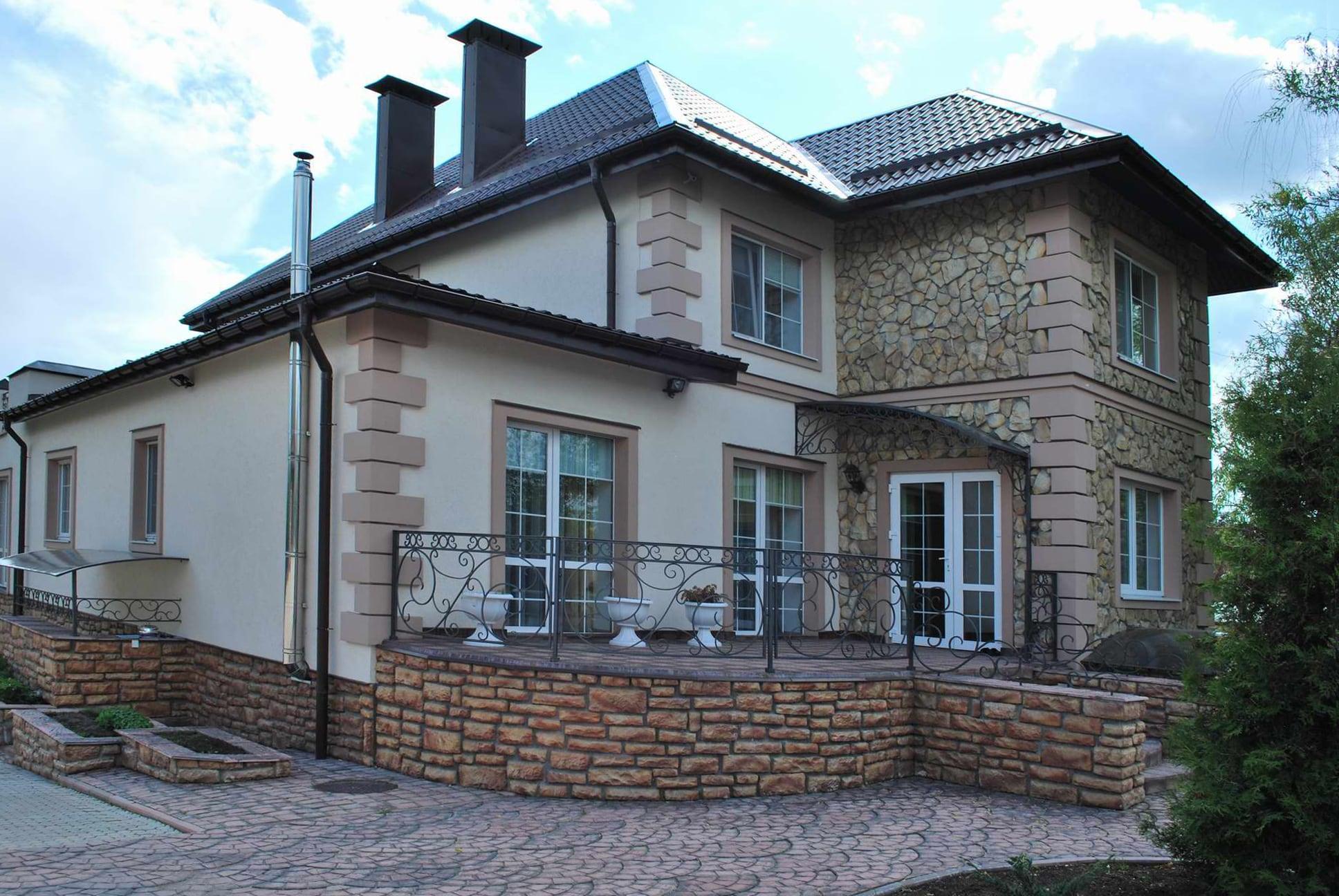 Дом из камня Крым